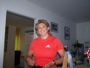 Nikoleta Grazu Vizeolympiasiegerin in Diskuswerfen aus Rumänien