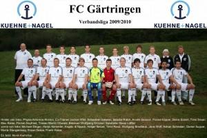 FC Gärtringen 2009-10